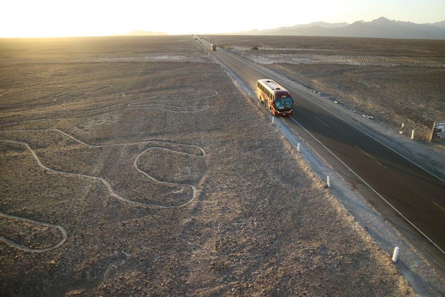 Le bus: un moyen de transport efficace au Pérou