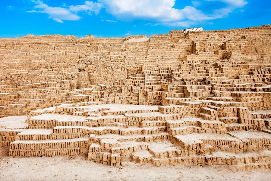 Visiter la Huaca Pucllana à Lima Miraflores