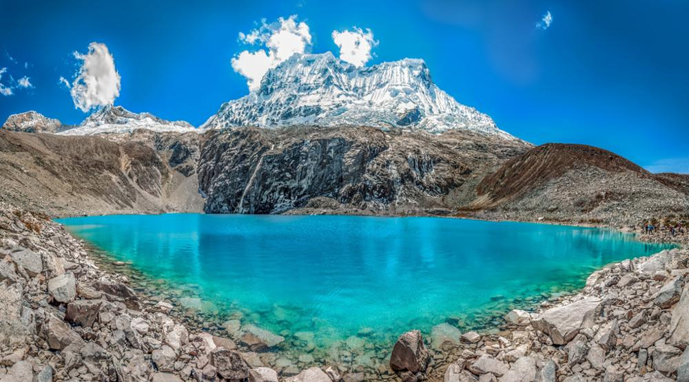 Trekking à Huaraz : le trek de Santa Cruz
